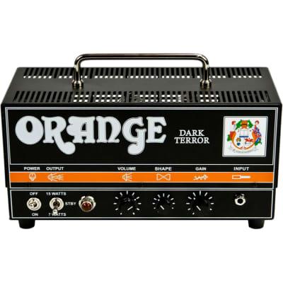 Orange DA15H Dark Terror 15/7-Watt Hi-Gain Tube Head - Class A Output