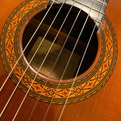 Aranjuez No.7 1975 (kohno topped) Classical guitar for sale
