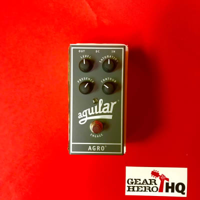 [USED] Aguilar AGRO Bass Distortion