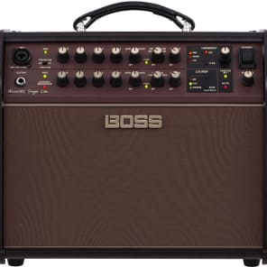 Boss Acoustic Singer Live 60-Watt Acoustic Guitar Amp