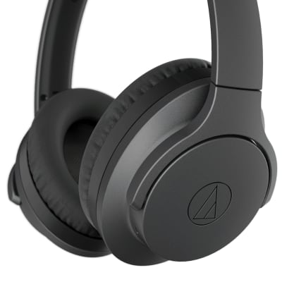 Audio-Technica ATH-ANC700BTBK Wireless Noise-Canceling Headphones (Black)