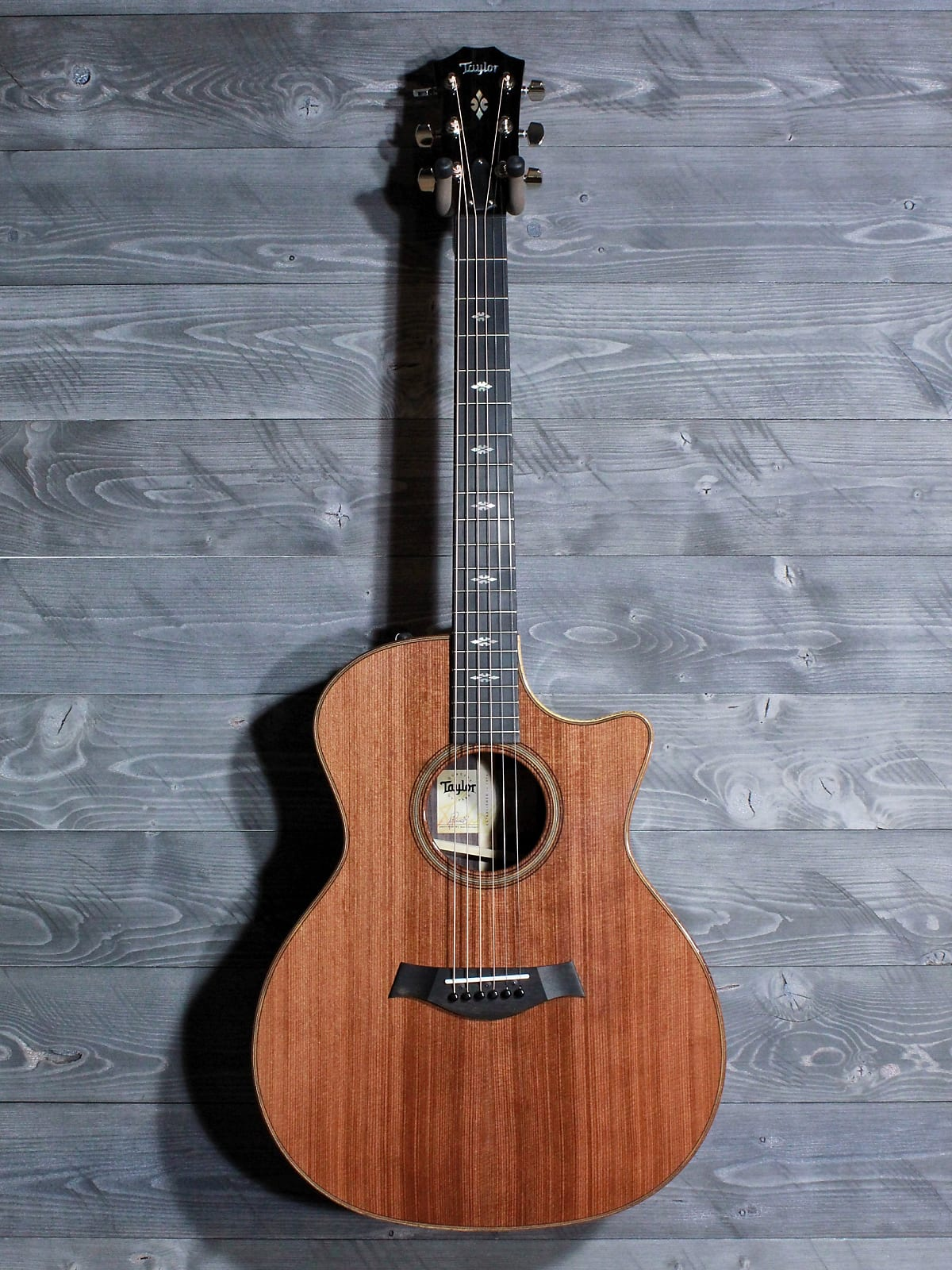 Taylor 714ce Limited Edition Sinker Redwood Top