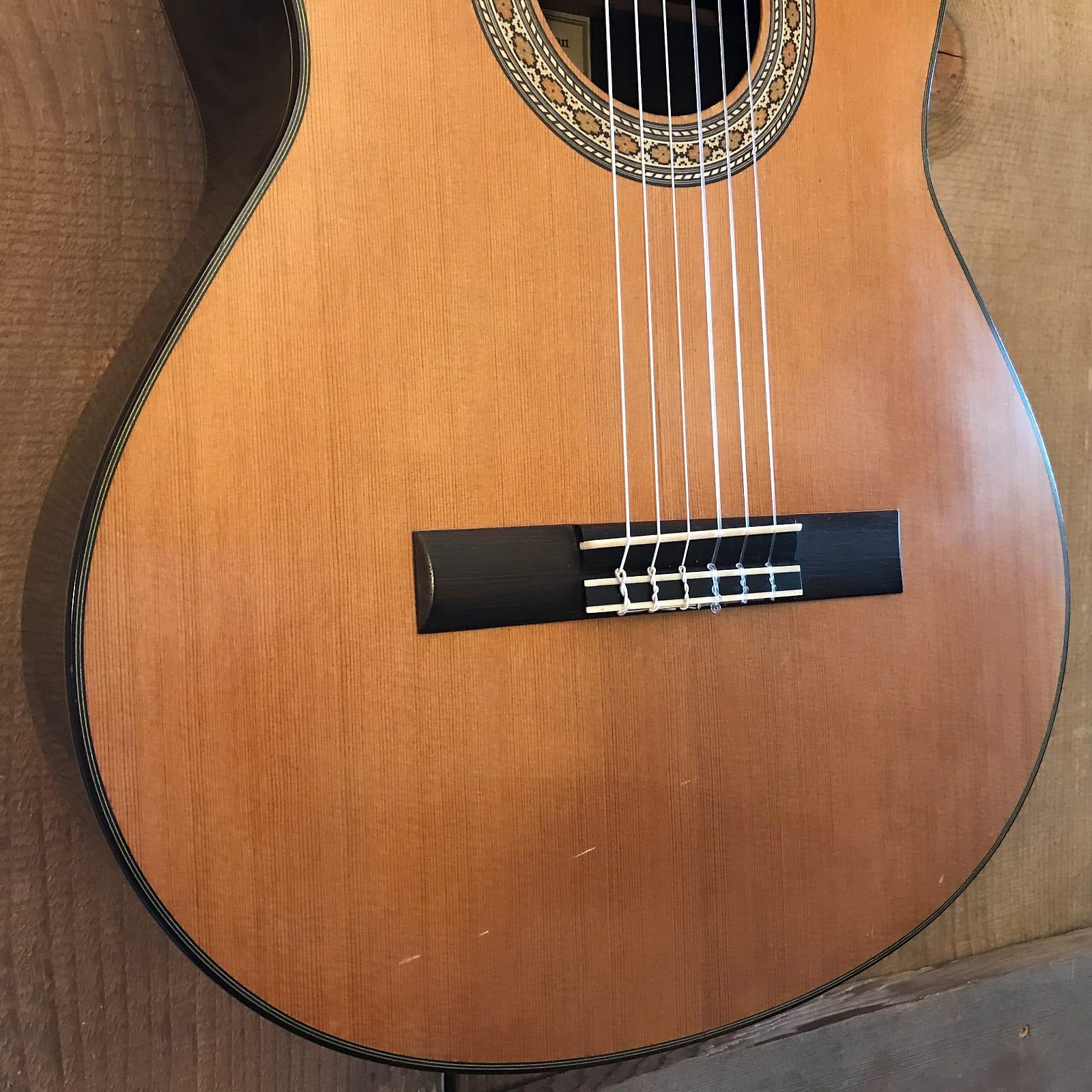 Alan Harold Chapman #806A Classical Guitar 2006 w/ Ameritage Hard Case