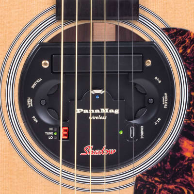Shadow SH PMG-W Wireless PanaMag Acoustic Pickup & Preamp for sale