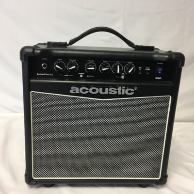 Acoustic G10 Guitar Combo image