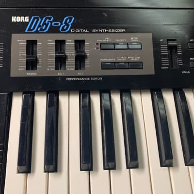 Korg DS-8 Digital FM Synth (1986)