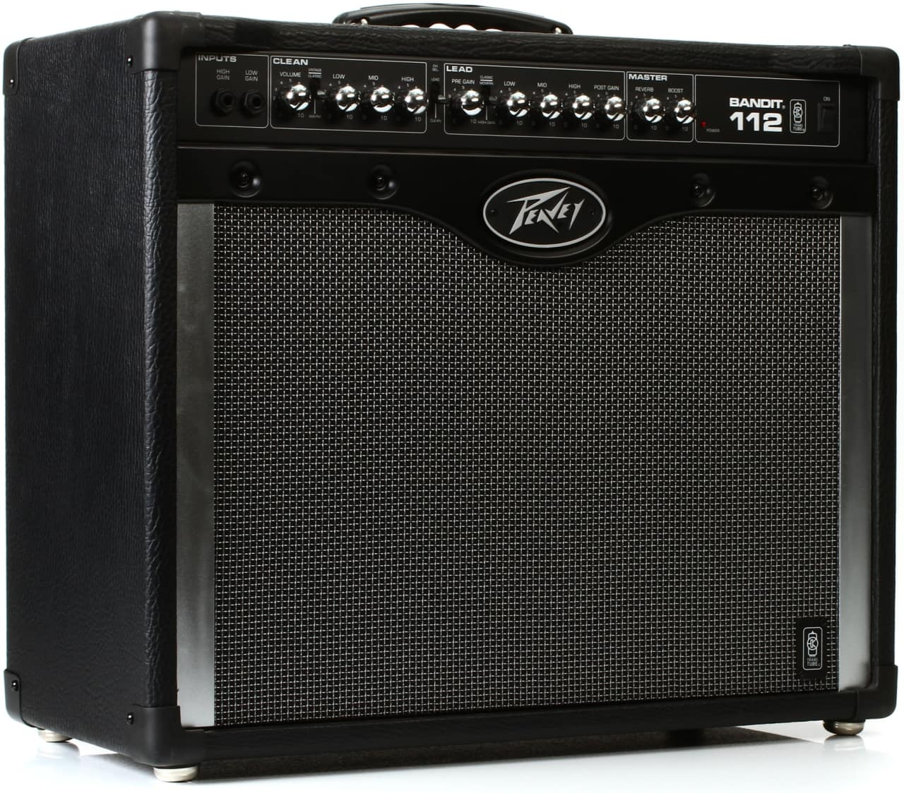 loud peavey bandit 112 80w 1x12 combo guitar amp free reverb. Black Bedroom Furniture Sets. Home Design Ideas