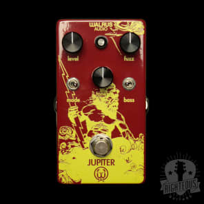 Walrus Audio Walrus Audio Jupiter Multi-Clip Fuzz - Free Shipping for sale