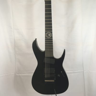 Dean Rusty Cooley RC7X 7 Metallic Black for sale