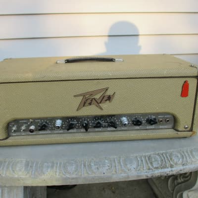 Peavey Classic-50 Guitar Amplifier Head
