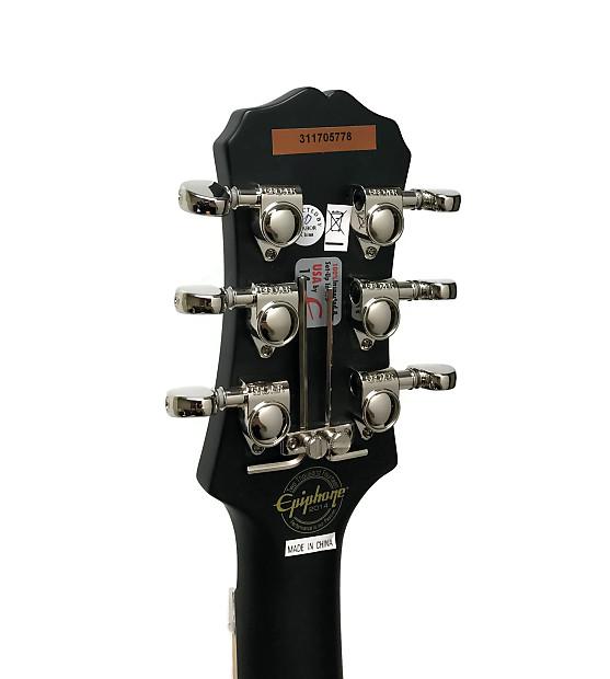 epiphone les paul plustop pro fx electric guitar w floyd reverb. Black Bedroom Furniture Sets. Home Design Ideas