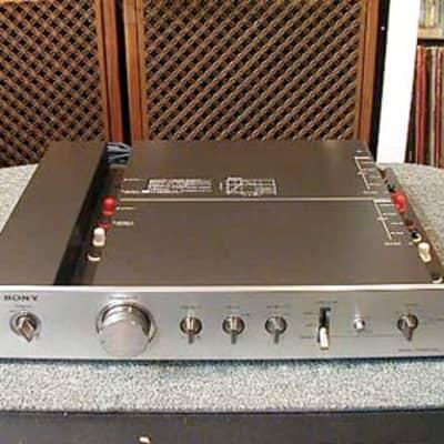 SONY TA-E86 Preamplifier