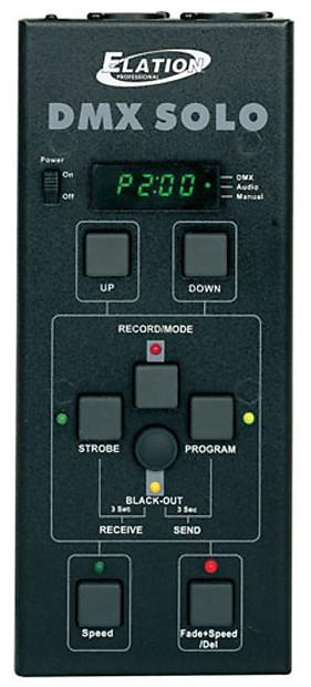 Elation DMX SOLO DMX Controller | LA Music