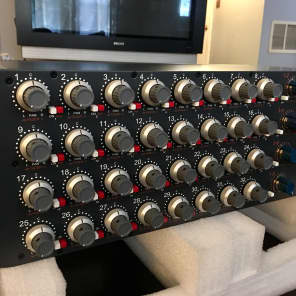 Heritage Audio MCM-32 32-Channel Summing Mixer