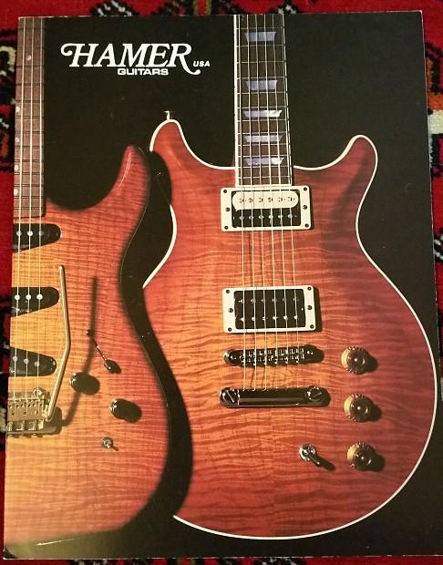 guitare hamer