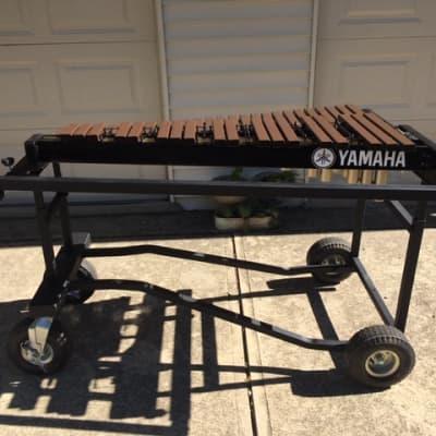 Yamaha 3.5 Octave Xylophone - Field Frame & Aux Bar