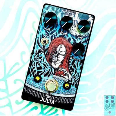 Walrus Audio Julia Chorus/Vibrato Limited Edition w/Original Box!