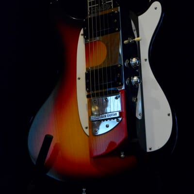 Mosrite Mosrite/Melobar circa 1965 3-Color Sunburst for sale