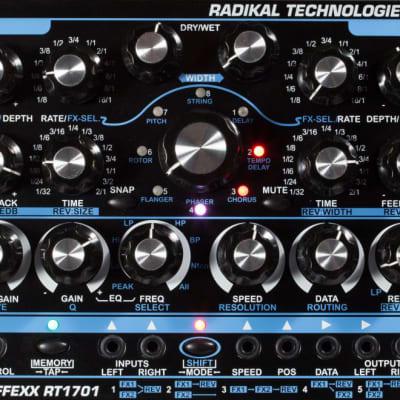 Radikal Technologies RT-1701 EFFEXX Multi-FX Processor