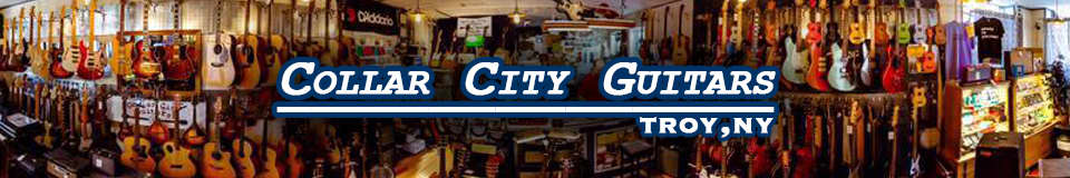 Collar City Guitars - Troy, NY