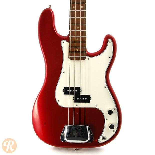 Vintage 1966 Fender Precision Bass   Reverb