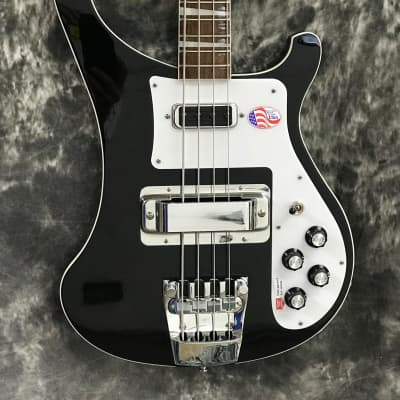 Rickenbacker Model 4003 Solid Body Bass - Jet Glo 2019 for sale