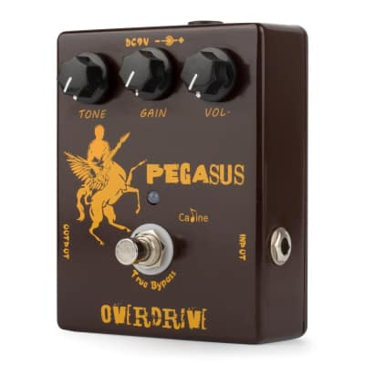 Caline CP-43 Pegasus Overdrive Effect Pedal