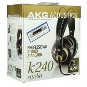 NEW AKG K240 Studio Headphones K 240 S K240S Monitor headphone Ships worldwide!