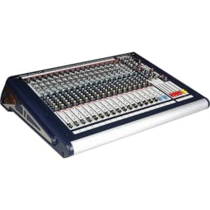 Soundcraft GB2 16-Channel 4-Bus Mixing Console