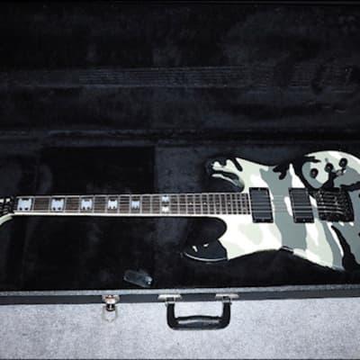 ESP Jeff Hanneman Signature 2007 urban camo for sale