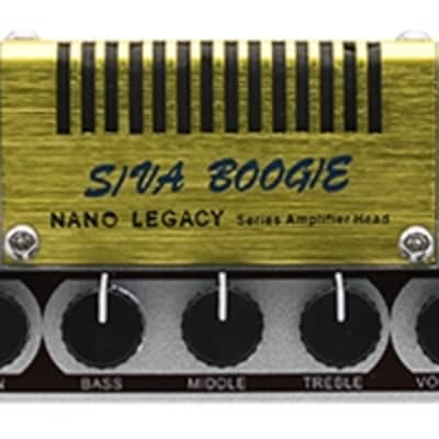 Hotone Nano Legacy Series Amp Head - Siva Boogie for sale
