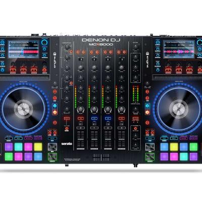 Denon DJ MCX8000 Engine/Serato DJ Controller