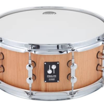 """Sonor Prolite 5"""" x 12""""  Maple Snare Drum - Natural Finish"""