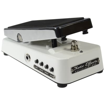 Xotic Effects XW-1 True-Bypass Wah Guitar Effects Pedal image