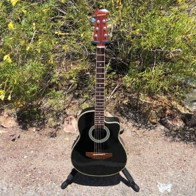 Sakura EFG-3951C/TG/BK/EQ3 Acoustic Electric Guitar for sale