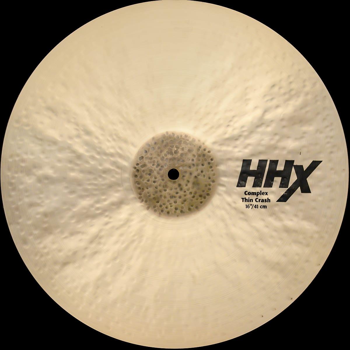 "Sabian HHX 16"" Complex Thin Crash 945 g"