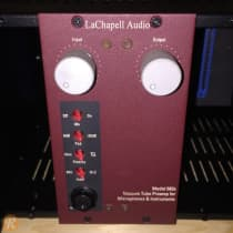 LaChapell Audio 583s 500 Series Tube Mic Preamp image