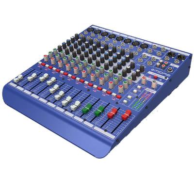 Midas DM12 12 Channel Analog Live/Studio Mixer