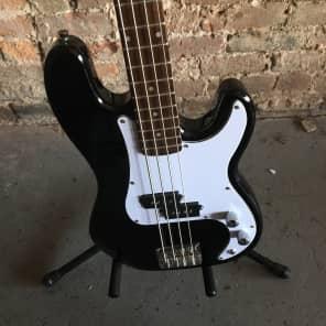 Oscar Schmidt OB25-B 3/4 Size Bass Black