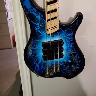 "Dingwall NG3 Adam ""Nolly"" Getgood Bass"