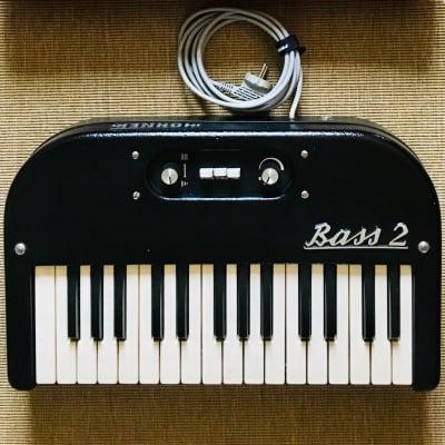 Hohner Clavier bass 1974 NOIR