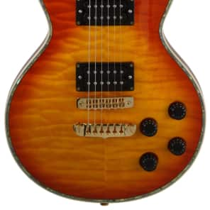 Aria PE-ROYALE - Honey Burst Finish Electric Guitar New. for sale