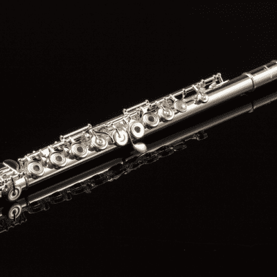 Pearl 765 Series Quantz Flute Silver Head B Foot Offset G Split E   2-Day Shipping Authorized Dealer
