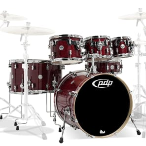 """PDP PDCM2217CS Concept Maple Series 7x8/8x10/9x12/12x14/14x16/18x22/5.5x14"""" 7pc Shell Pack"""