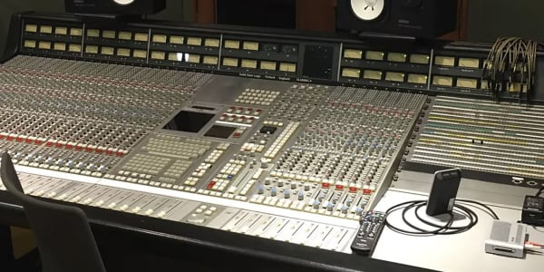 Famed Recording Console Builder SSL Acquired by Audiotonix Group