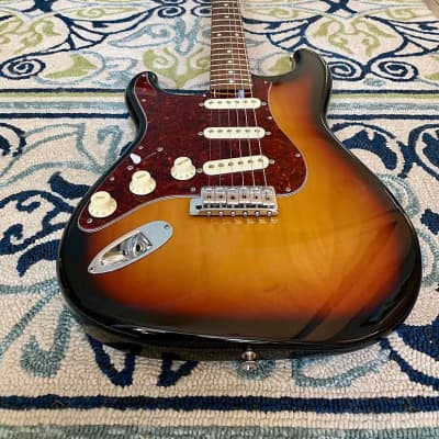 Fender  '62 Reissue Stratocaster CIJ 2008 Sunburst for sale