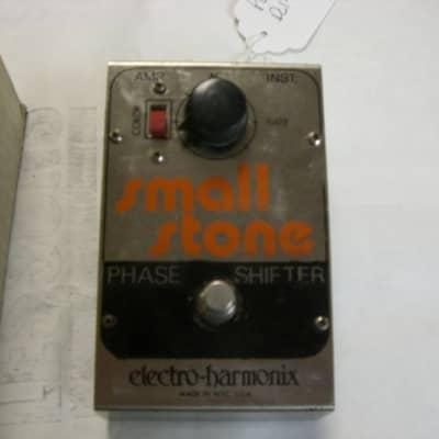 Vintage Electro-Harmonix Small Stone Phase Shifter