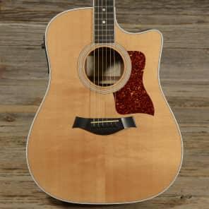 Taylor 410ce Dreadnought Acoustic-Electric Guitar