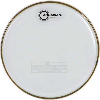 Aquarian Snare/Tom Heads : Response 2 Drumhead 10