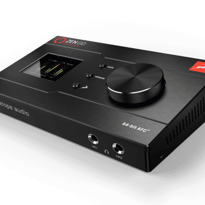 Antelope Audio Zen Go Synergy Core USB Type-C Audio Interface